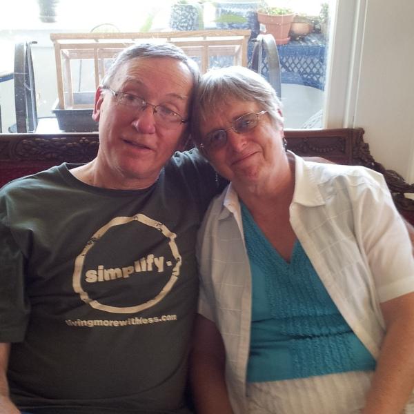 Rita and Gerald