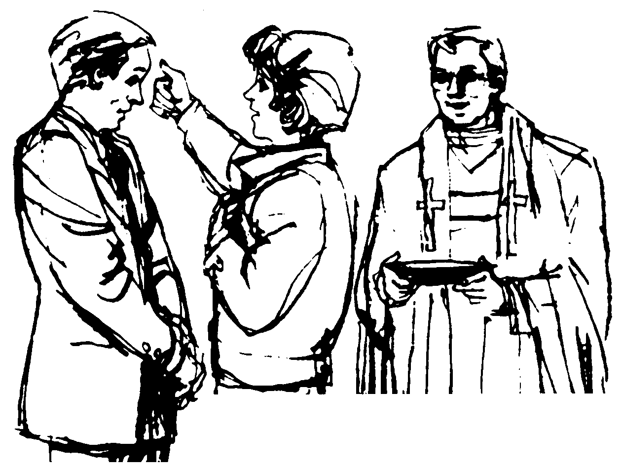 Ash Wednesday Coloring Pages Coloring Pages Pictures Ash Wednesday Coloring Page