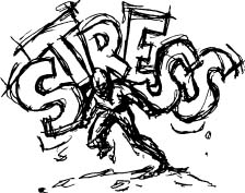QuoteArt: Stress